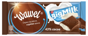 Big Milk 100g czekolada